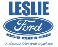 Leslie Motors Ford.