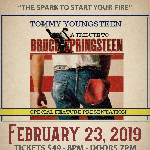 Tommy Youngsteen Tribute to Bruce Springsteen
